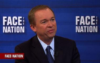 White House budget director defends GOP health care bill