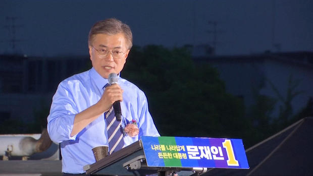 Moon Jae               CBS News