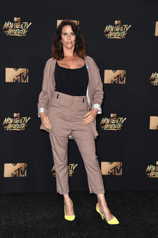 2017 MTV Movie & TV Awards red carpet