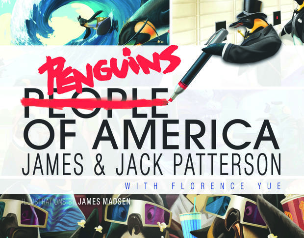 Bill Clinton & James Patterson Will Write Fiction Book Together