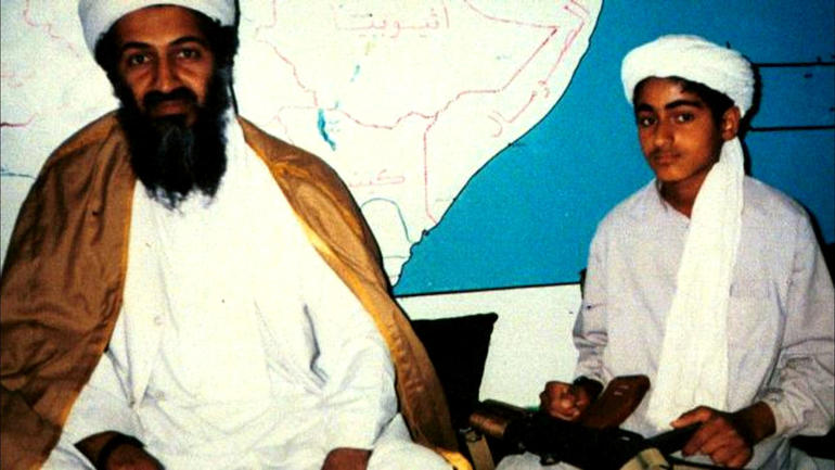 Osama's son 'bent on avenging his father's death':Ex-FBI agent