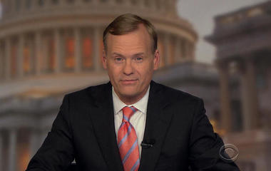 John Dickerson on Justice Department official's role in Comey firing