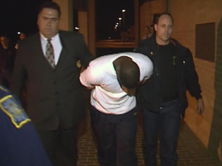 Roosevelt Gipson arrest