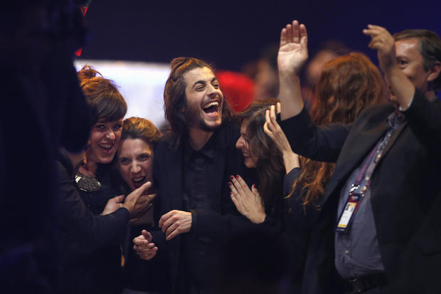 Portugal win first ever Eurovision Song Contest