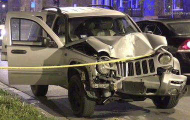 Chicago woman repeatedly hit by car killed