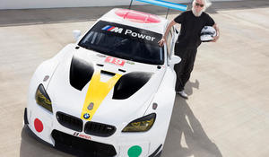 BMW's Art Cars: A blend of art and speed
