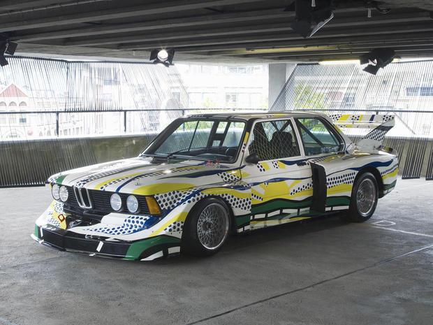BMW's Art Cars