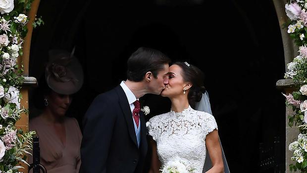 Pippa Middleton's wedding to James Matthews