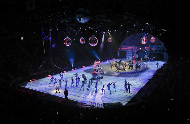 The final days of the Ringling Bros. circus