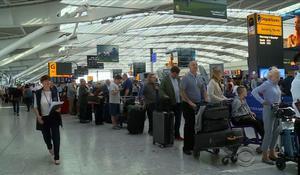 British Airways' flights slowly resume after computer meltdown