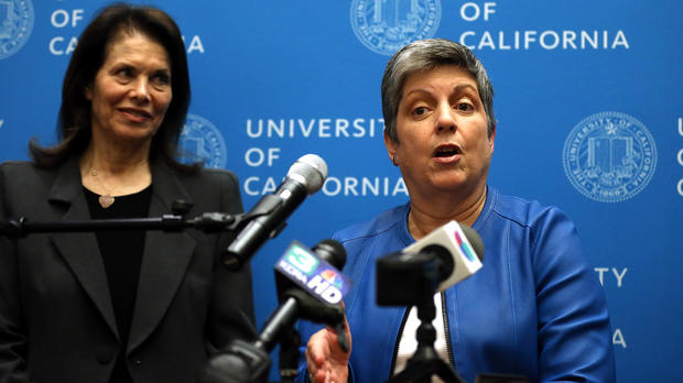 Regents Party At University Of California's Expense