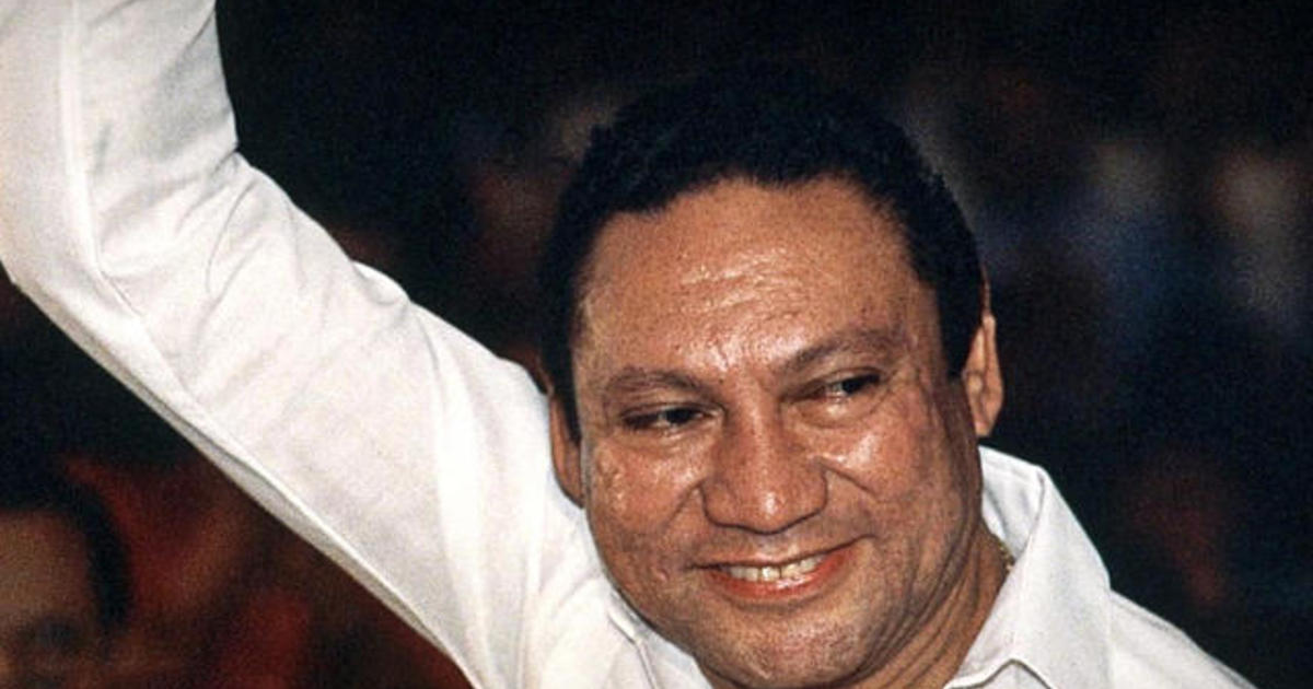 the life of manuel noriega a panamanian politician Manuel noriega spent the first two decades after his ouster in us and french jails and the final years of his life in a panamanian prison for murder of political opponents during his 1983-89.
