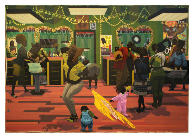 The art of Kerry James Marshall