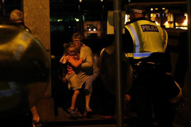 London Bridge terror attack