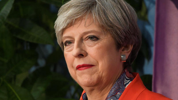 May seen fighting for survival after election failure