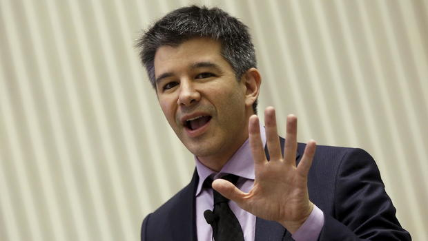 Uber founder Travis Kalanick resigns as CEO under pressure from key investors