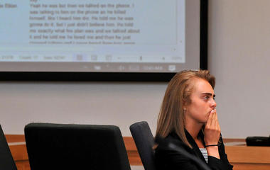 Inside Michelle Carter's suicide text trial