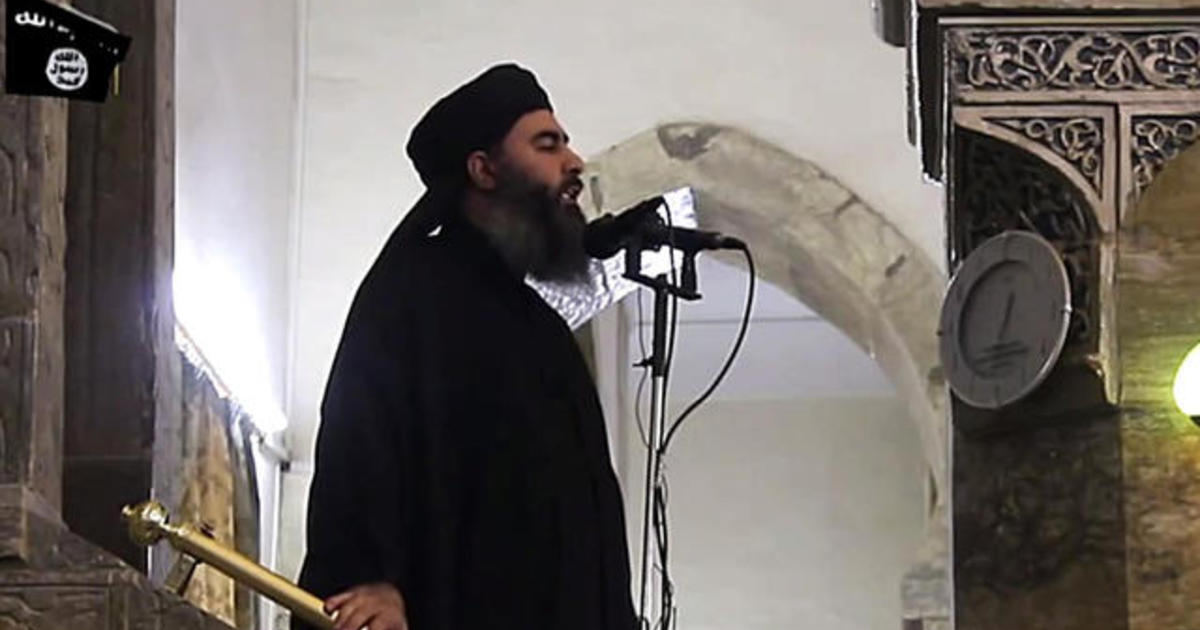 Russia military claims airstrike may have killed ISIS leader