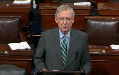 How does the Senate health care bill differ from the House bill?