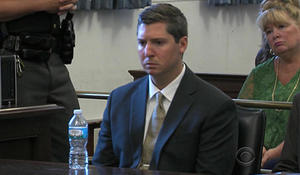 Second mistrial declared in case of officer who killed unarmed black man