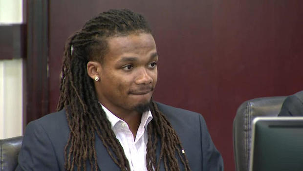 Former Vanderbilt defensive back Brandon Banks convicted of rape