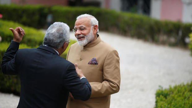 Modi meeting start of a great friendship: Shalabh Kumar