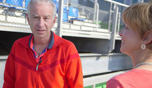 John McEnroe on teaching young players