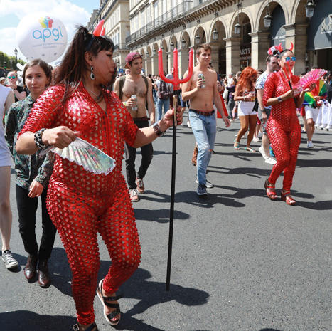 Gay Pride Parades around the world