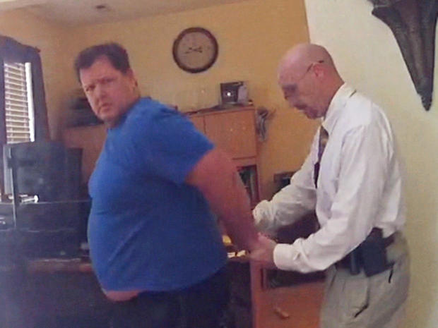 Todd Kohlhepp被捕