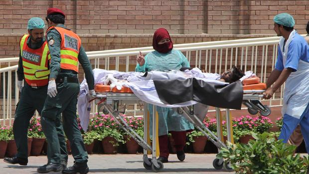 Death toll climbs after Pakistan fuel tanker fire – CBS News
