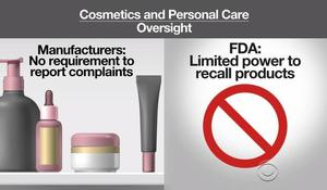 Complaints about side effects from cosmetics on the rise