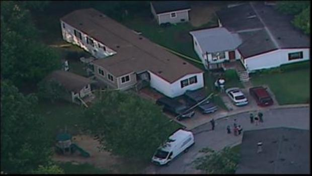 A man and several children were found dead at a home in Loganville.                                               WGCL