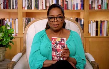 """Why Oprah chose """"Behold the Dreamers"""" for book club"""