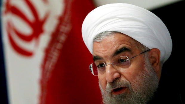 Iranian president threatens to restart nuclear program