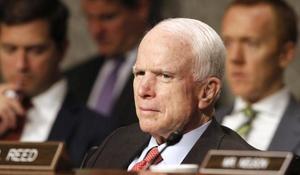 Experts say Senator McCain's cancer is aggressive, hard to treat