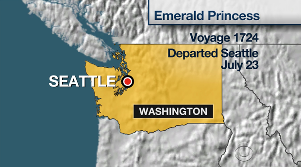 Man says wife's laughter led to killing on Alaska cruise ship