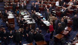 GOP's Obamacare repeal bill fails in Senate