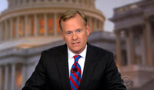 John Dickerson on White House infighting