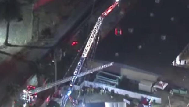 3 rescued after bungee jump ride malfunctions at Ventura County Fair