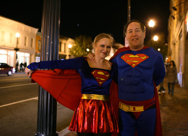 The most popular Halloween costumes of 2017