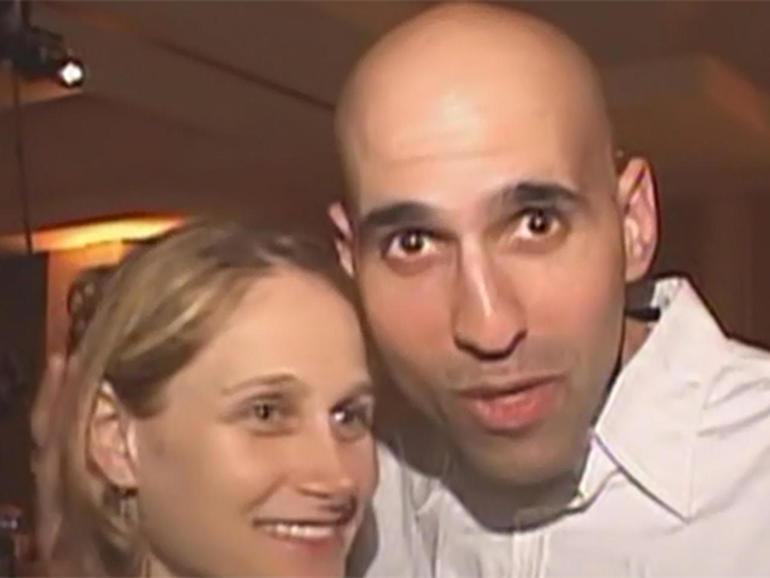 Pamela Buchbinder and Michael Weiss