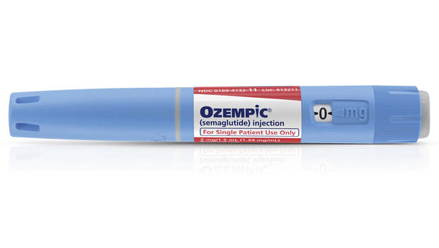 Fda Approves Ozempic Diaes That Also Helps With Weight Loss Cbs News