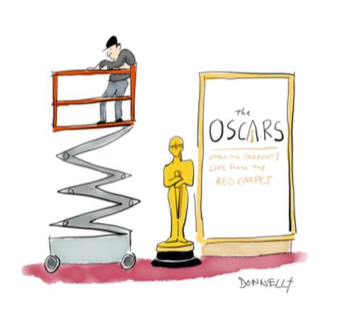 Highlights of 2017, in cartoons