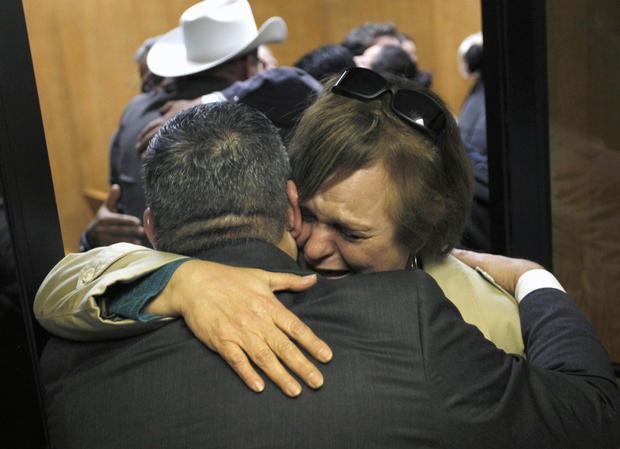 Evidence photos in the Irene Garza murder case