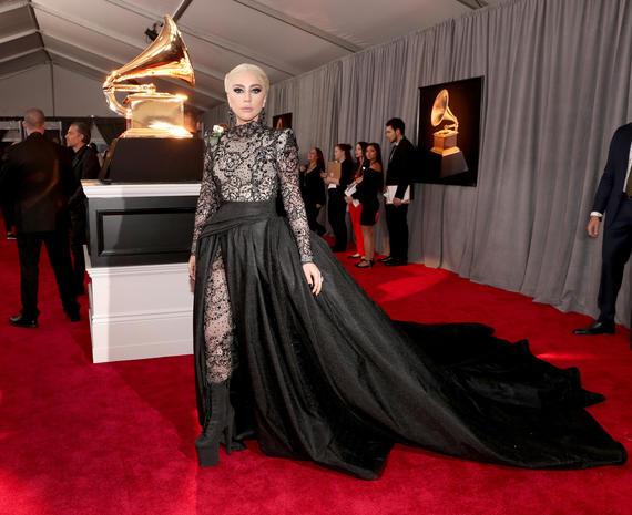 Grammys 2018 red carpet