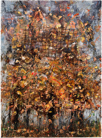 German Post-War master Anselm Kiefer