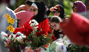 White House voices support for background check bill after Florida shooting