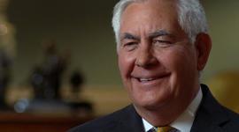 Secretary Tillerson, Divided II