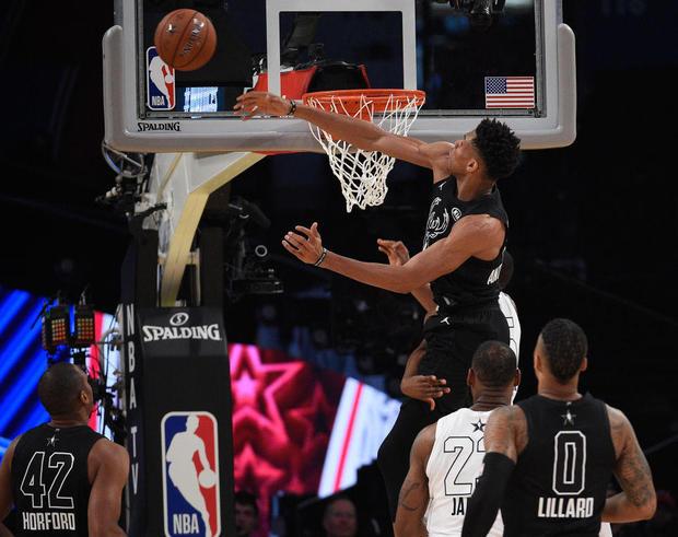 2018年NBA全明星赛