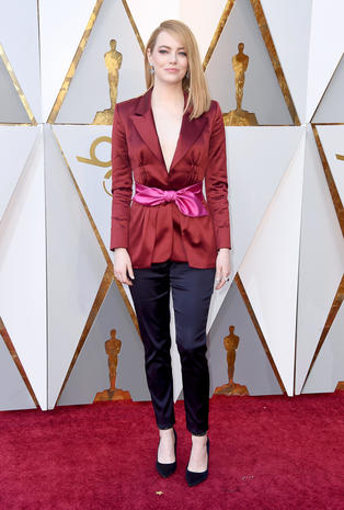 Oscars 2018 red carpet